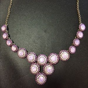 Vintage Pretty in Pink Necklace